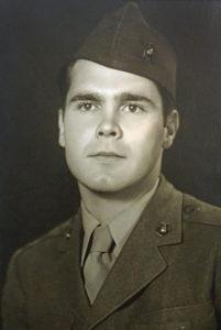 Tyree Marine Portrait