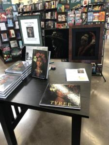 Palm Springs Library Tyree talk and Book signing Oct. 2018