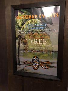 Trader Vic's Oakland Tyree talk Home of the Mai Tai Oct. 2019
