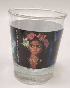 Tyree Mai Tai Glasses designed