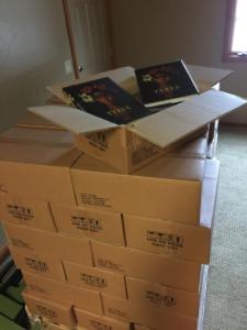 Books arrival