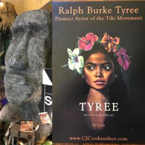 Tiki Oasis book signing and talk, August 2017