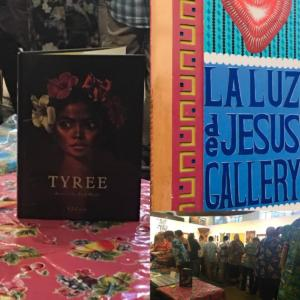 Book Signing LA Luz de Jesus Gallery and Tiki Show