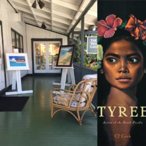 Village Gallery, Maui Book Sales Feb 2018